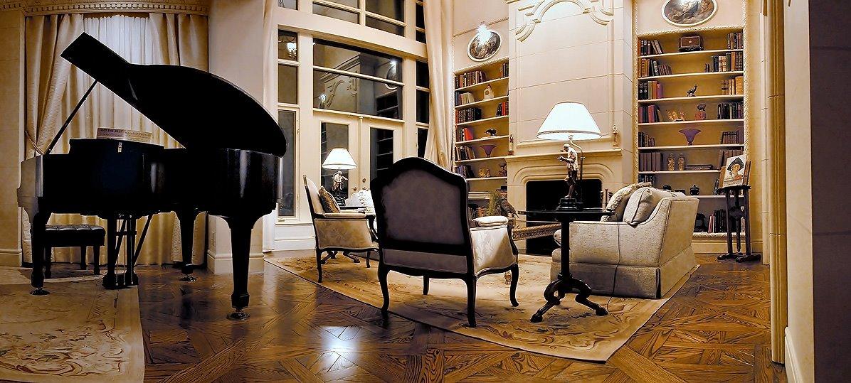 piano kamer inrichten